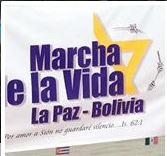 Marsch für das Leben - Bolivien @ La Paz | Departamento La Paz | Bolivien