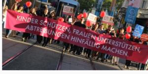 Marsch fürs Leben - Wien @ Beginn mit Hl. Messe mit Weihbischof Scharl in Wien | Wien | Wien | Österreich