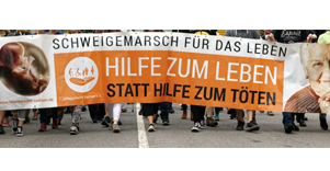 Schweigemarsch für das Leben - Sachsen @ 09456 Annaberg-Buchholz | Annaberg-Buchholz | Sachsen | Deutschland
