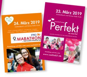 Welt Down Syndrom Tag - Marathon @ Fürth | Bayern | Deutschland