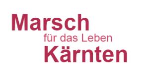 Marsch für das Leben - Kärnten